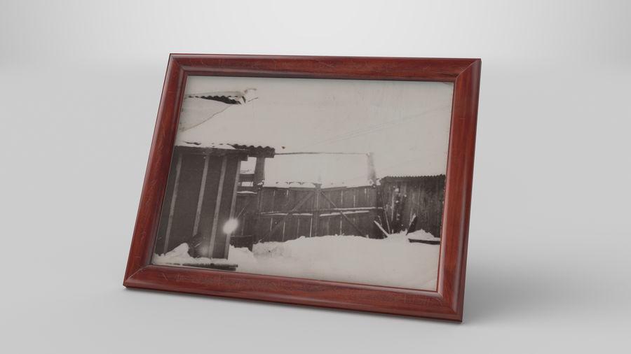 Foto incorniciata royalty-free 3d model - Preview no. 2