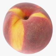 Peach 02 3d model