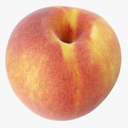 Peach 03 3d model