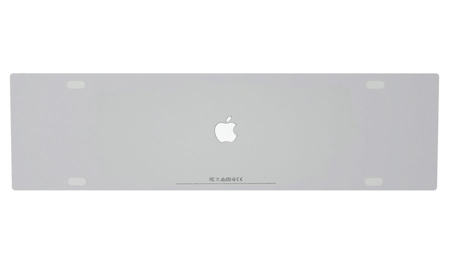 Apple Wireless Keyboard royalty-free 3d model - Preview no. 5