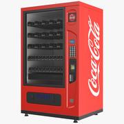 Distributore automatico di cola 3d model