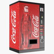 Distributore automatico di coca cola 3d model