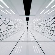 Prosta architektura 3 3d model