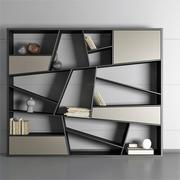 Bücherregale 3d model