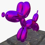 Rzeźba Shinny dla psa 3d model