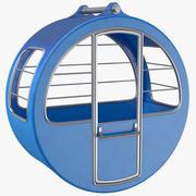 Ferris Wheel Car 3d model
