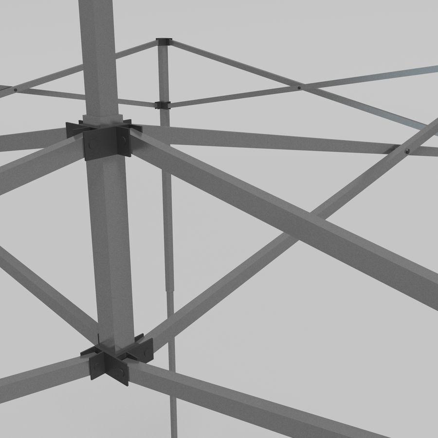 3D tent tent tent paviljoen # 1 royalty-free 3d model - Preview no. 13