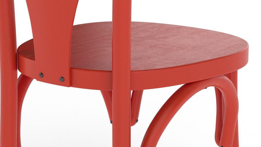 Детский стул royalty-free 3d model - Preview no. 7