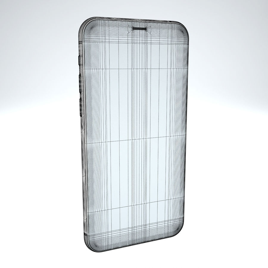 Apple IPhone 11 Pro royalty-free 3d model - Preview no. 22