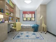 Chambre d'enfant 3d model