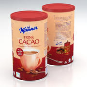 Napój Manaca Cacao 450g 2019 3d model