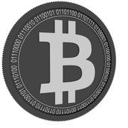 ビットコインブラックコイン 3d model