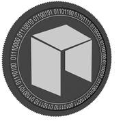 neo black coin 3d model