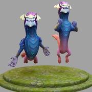 3D Model League Of Legends Championship AurelionSol 3d model