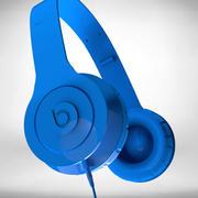 Headset Beats solo 3d model