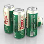Beer Can Egger Marzen 500ml 2019 3d model
