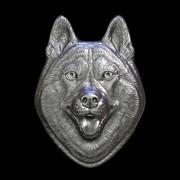 Head husky 2 3d model