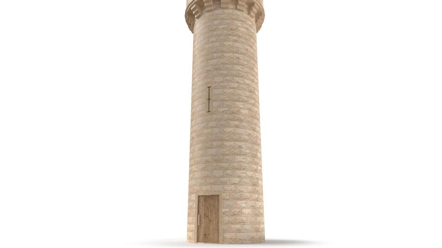 Schlossturm royalty-free 3d model - Preview no. 7