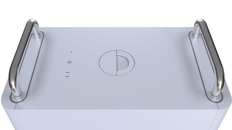 Apple Mac Pro 2019 royalty-free 3d model - Preview no. 6