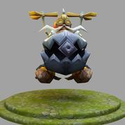 League Of Legends : Corki 3d model