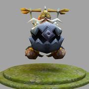 League Of Legends : Corki 3d model