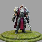 League Of Legends : Darius 3d model