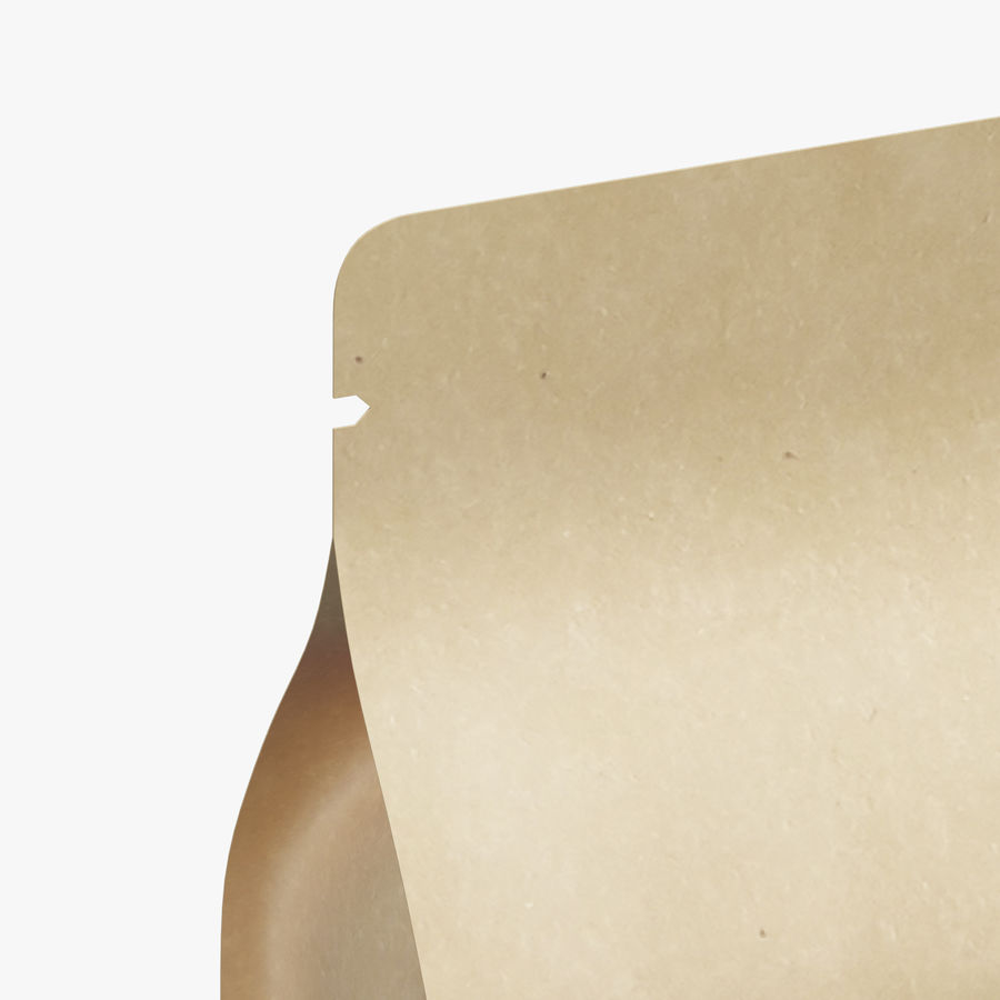 Paper Packaging 06 royalty-free 3d model - Preview no. 6