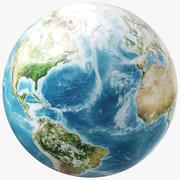 Terre 3d model