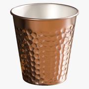 Vaso de cobre modelo 3d