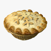 Mince Pie 3d model