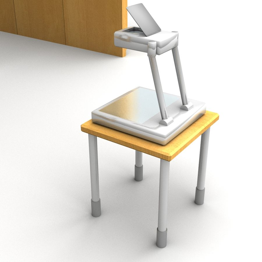 Conferentie royalty-free 3d model - Preview no. 5