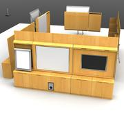 Conference 3d model