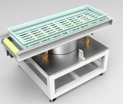 Rotating conveyor 3d model