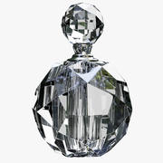Parfymflaska Crystal 3d model