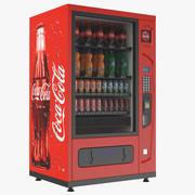 Distributore automatico di cola riempito 3d model