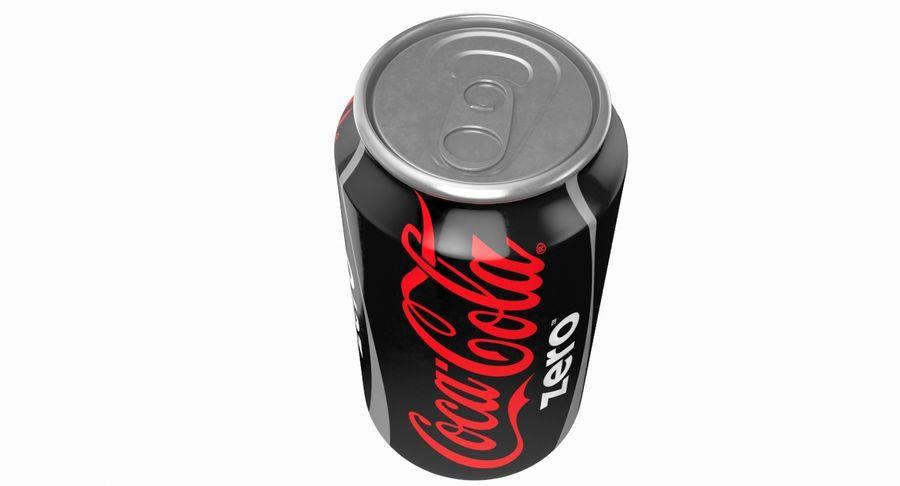 Distributore automatico di cola riempito royalty-free 3d model - Preview no. 17
