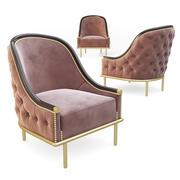 Sandalye Deco 3d model
