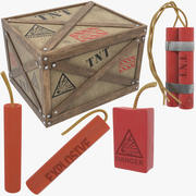 TNT Collection V4 3d model