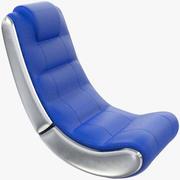 设计师椅V1 3d model