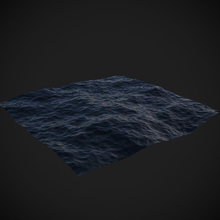海洋 royalty-free 3d model - Preview no. 18