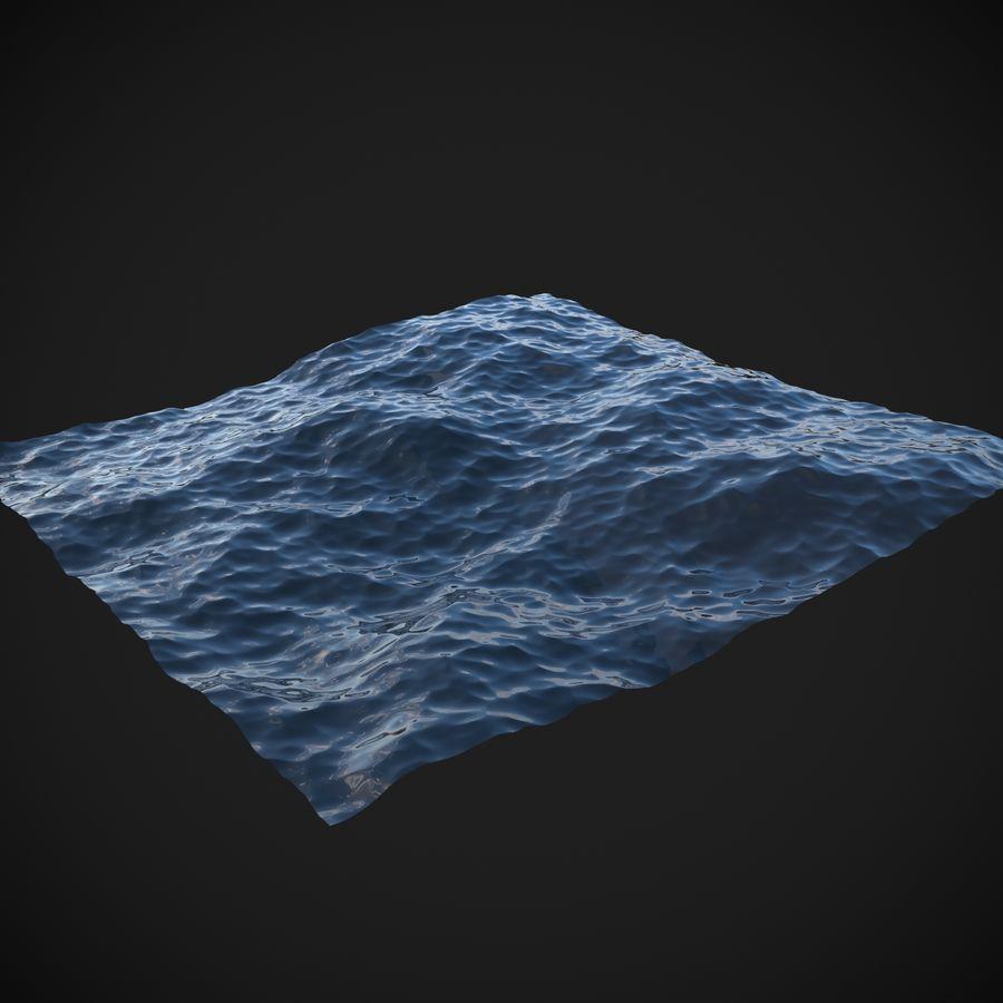 海洋 royalty-free 3d model - Preview no. 8