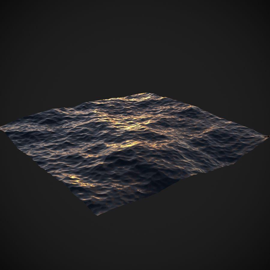 海洋 royalty-free 3d model - Preview no. 16