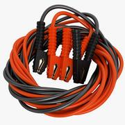Câble de démarrage 1200 AMP 01 3d model