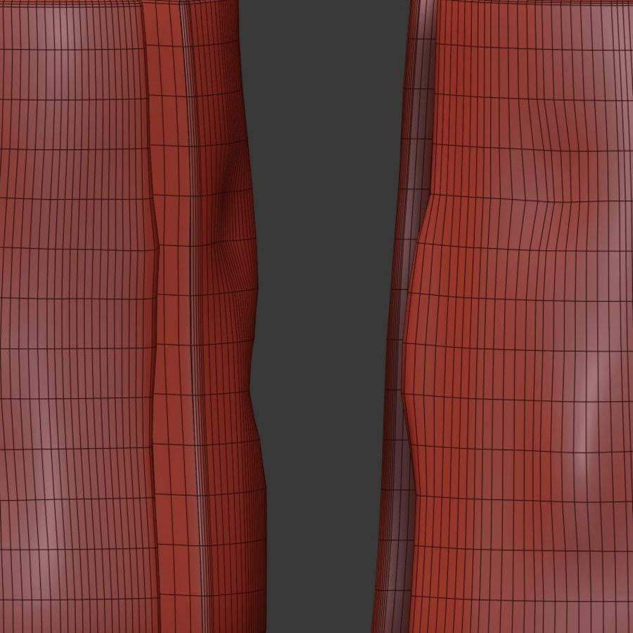 Tafels van stronken royalty-free 3d model - Preview no. 6