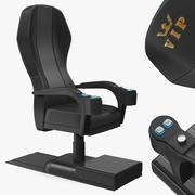 NOVOSTAR Crown VIP-stol 3d model