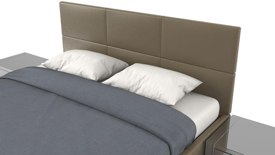 Yatak Odası Takımı royalty-free 3d model - Preview no. 7