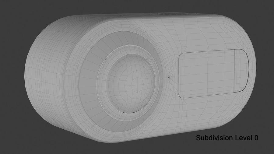 Cámara de video Rylo 360 royalty-free modelo 3d - Preview no. 34