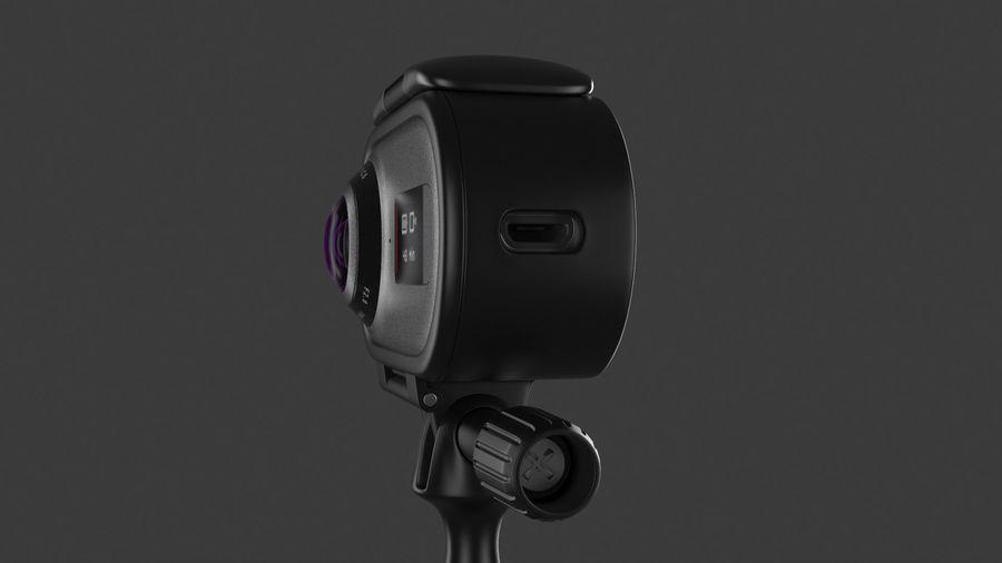 Cámara de video Rylo 360 royalty-free modelo 3d - Preview no. 11