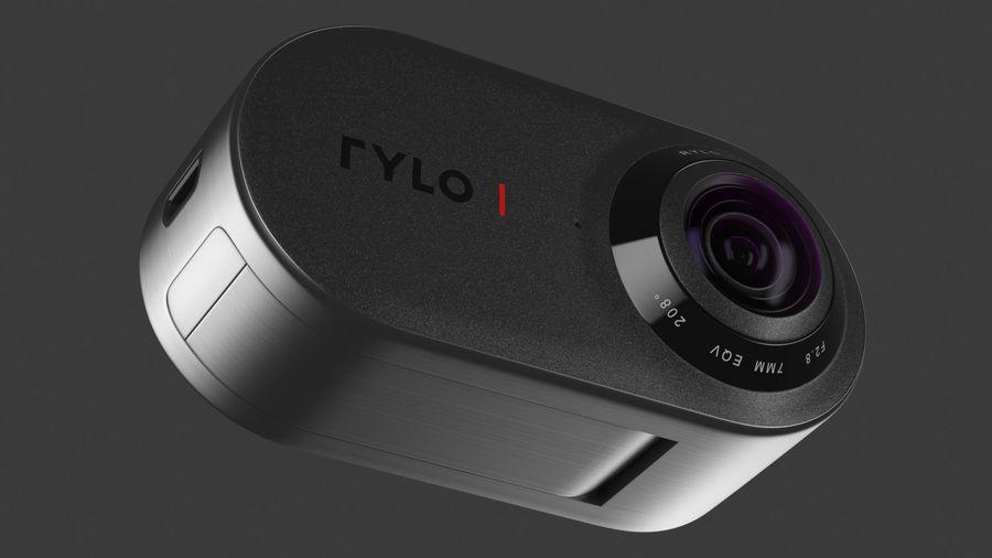 Cámara de video Rylo 360 royalty-free modelo 3d - Preview no. 17