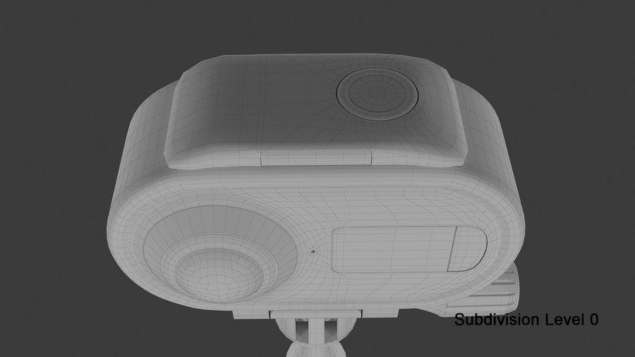 Cámara de video Rylo 360 royalty-free modelo 3d - Preview no. 32